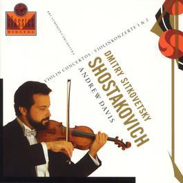 Violin Concertos Nos.1 & 2 2003 Dmitry Sitkovetsky
