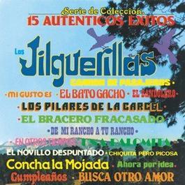 Serie De Colecciòn 15 Autènticos Exitos 1998 Las Jilguerillas