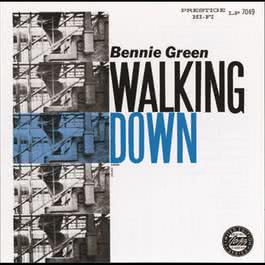 Walking Down 1990 Bennie Green