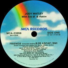 Friends 1989 Jody Watley