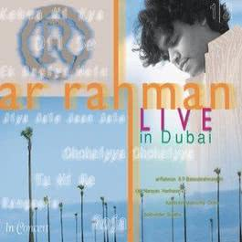 A R Rahman - Live In Dubai - Hindi 2000 A. R. Rahman