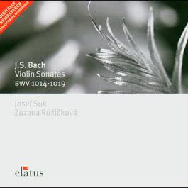 Bach, JS : Violin Sonata No.4 in C minor BWV1017 : III Adagio 2004 Joseph Suk