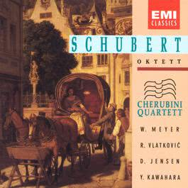 Schubert: Octet in F, Op.166/D 803 2003 Cherubini-Quartett