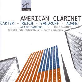 Contemporary American Clarinet 1999 Alain Damiens