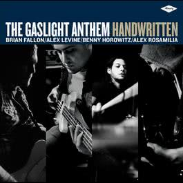 Handwritten 2012 The Gaslight Anthem