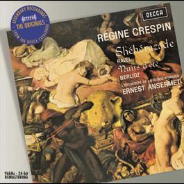Berlioz: Nuits d'ete etc 2008 Regine Crespin; 欧内斯特·安塞美; John Wustman; L'Orchestre de la Suisse Romande