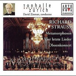 Richard Strauss  Vier letzte Lieder; Metamorphosen; Oboenkonzert 2002 David Zinman