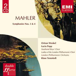 Mahler:Symphonies 3 & 4 2005 Klaus Tennstedt