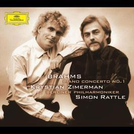 Brahms: Piano Concerto No.1 2008 Krystian Zimerman; Berliner Philharmoniker; Sir Simon Rattle