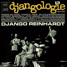 Djangologie Vol13 / 1942 - 1943 2009 Django Reinhardt