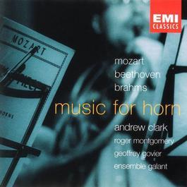 Music for Horn 2005 Andrew Clark