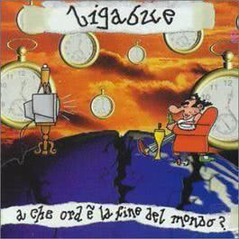 Urlando contro il cielo (live) 2004 Ligabue