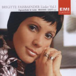 Lieder Vol.1 [Brahms/Dvorák/Schumann/Liszt/Tschaikowsky] 2007 Brigitte Fassbaender