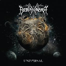 Universal 2012 Borknagar