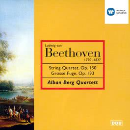 Beethoven: String Quartet, Op.13 & Grosse Fuge, Op.133 1996 Alban Berg Quartet