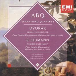Dvorák/Schumann Piano Quintets 2005 Alban Berg Quartet