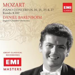 Mozart: Popular Piano Concertos 2010 Daniel Barenboim