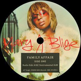 Family Affair 2001 Mary J. Blige