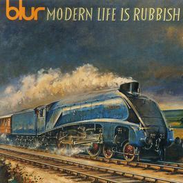 Modern Life Is Rubbish 1993 Blur