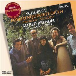 """Schubert: Piano Quintet - """"Trout"""" 2008 克利福德·麦克尔·柯曾爵士; Vienna Octet; Wiener Philharmonisches Streichquartett"""