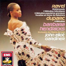 Ravel Duparc Melodies 2006 Barbara Hendricks