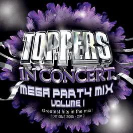 Toppers Megapartymix Vol. 1 2011 De Toppers