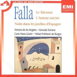 Le Tricorne/L'Amour Sorcier/Nuits Dans Les Jardins D'Espagne 2003 Carlo Maria Giulini