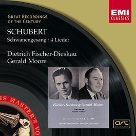 Schubert: Schwanengesang etc 2001 Dietrich Fischer-Dieskau