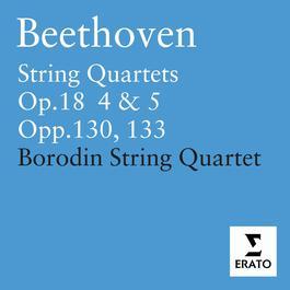 Beethoven : String Quartets 2000 Borodin Quartet