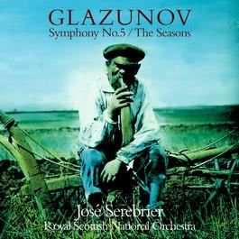 The Seasons Op.67 : IX Summer - Waltz of the Cornflowers & Poppies 2004 Jose Serebrier