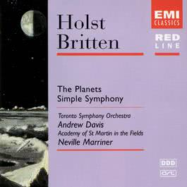 The Planets/Simple Symphony 2003 Andrew Davis