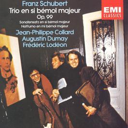 Schubert Trio No.1 2003 JP Collard & A Dumay & Lodeon
