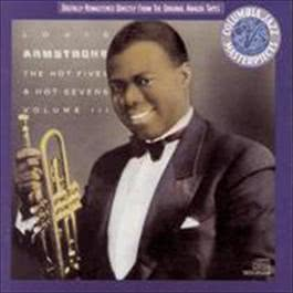 The Hot Fives  And  Hot Sevens, Volume Iii 1989 Louis Armstrong