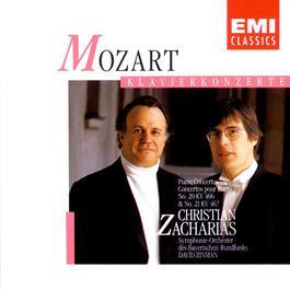 Mozart: Piano Concertos Nos 20 K.466 & 21 K.467 2003 Christian Zacharias