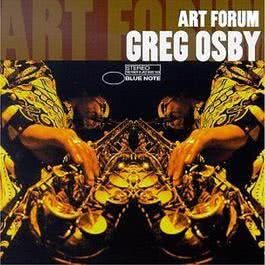 Art Forum 1996 Greg Osby