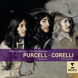Corelli & Purcell: Trios, Sonatas & Fantasias 2005 London Baroque