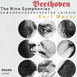 Beethoven: The Nine Symphonies 1996 Kurt Masur