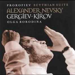 Prokofiev: Scythian Suite; Alexander Nevsky 2008 Chopin----[replace by 16381]