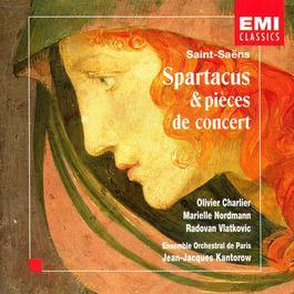 Saint-Saëns Spartacus & pièces de concert 2003 Kantorow