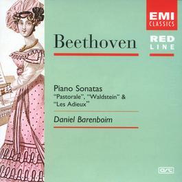 Piano Sonatas Nos. 15, 21 & 26 2003 Daniel Barenboim