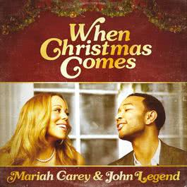 When Christmas Comes 2011 Mariah Carey; John Legend