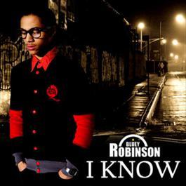 I Know  (4 Track Single Bundle) 2009 Bluey Robinson