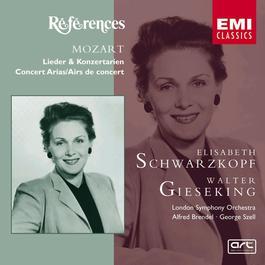 Mozart : Lieder and Concert Arias 2001 Elisabeth Schwarzkopf