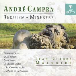 Campra - Requiem & Miserere 2005 Dominique Visse