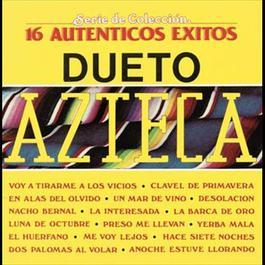 """Serie De Colección """"16 Autenticos Exitos"""" 2010 Dueto Azteca"""