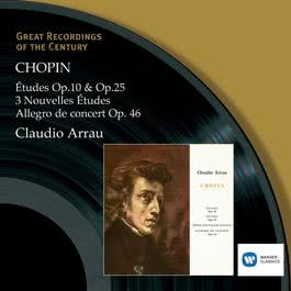 Chopin: Études Op.10 and Op.25 2007 Claudio Arrau