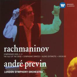 Rachmaninov: Orchestral Works 1993 Andre Previn