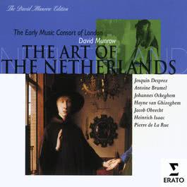 The Art of the Netherlands 2002 David Munrow; Early Music Consort of London