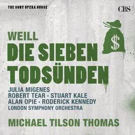 Weill: The Seven Deadly Sins and The Threepenny Opera - The Sony Opera House 2012 Michael Tilson Thomas