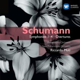 Schumann: Symphonies, etc 1991 Riccardo Muti